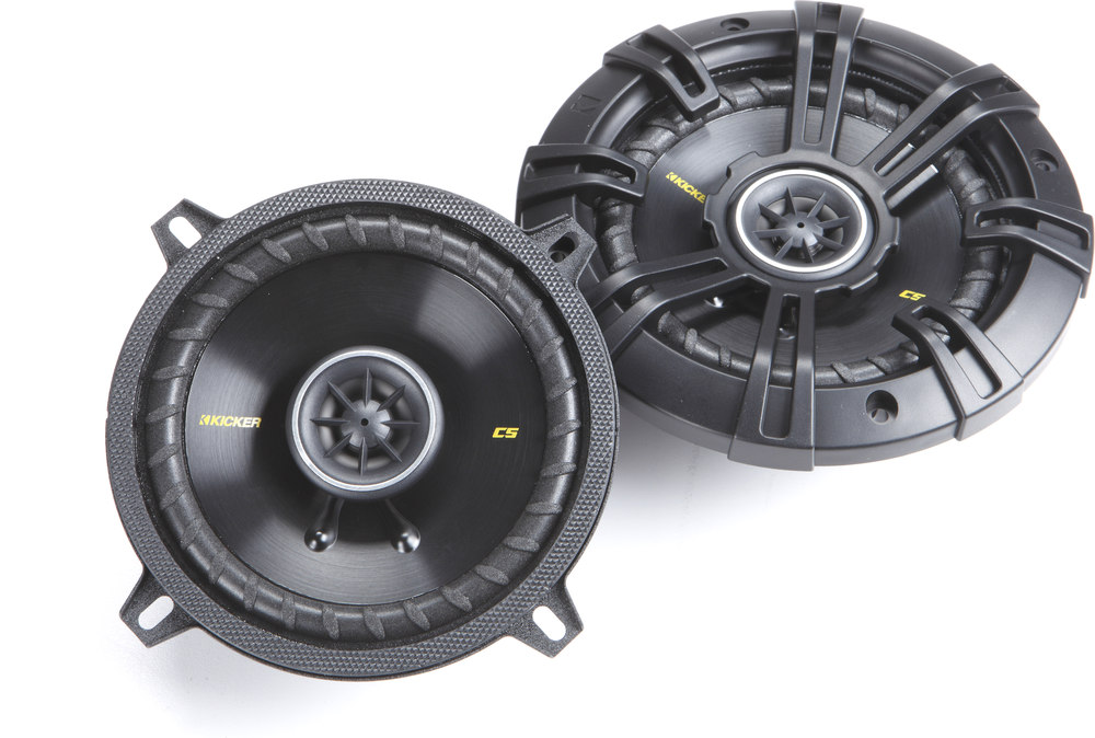 Kicker Cs54 5.25 Inch Coaxial Cs-series Speakers