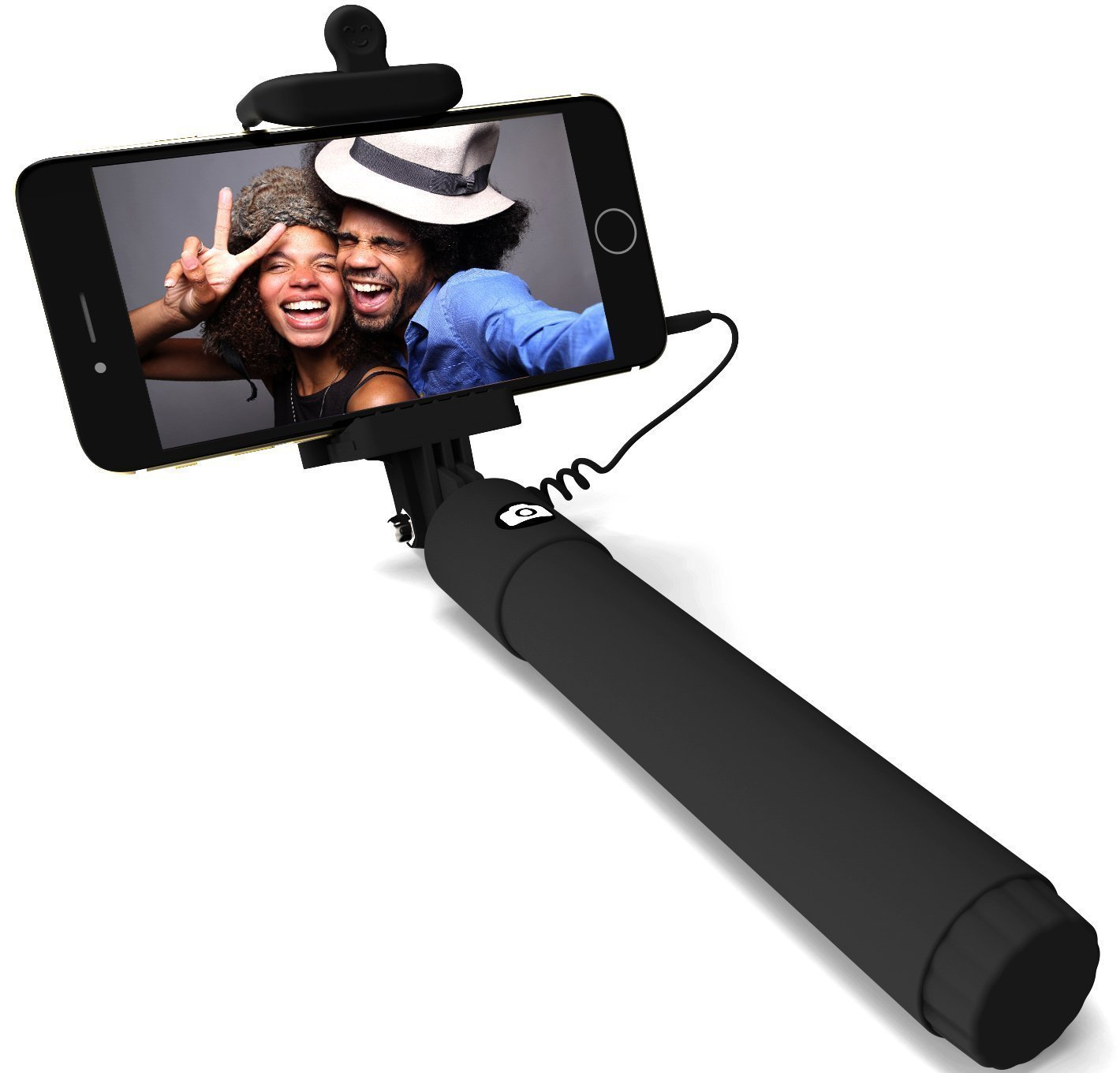 Perfect Day Self Portrait Selfie Stick