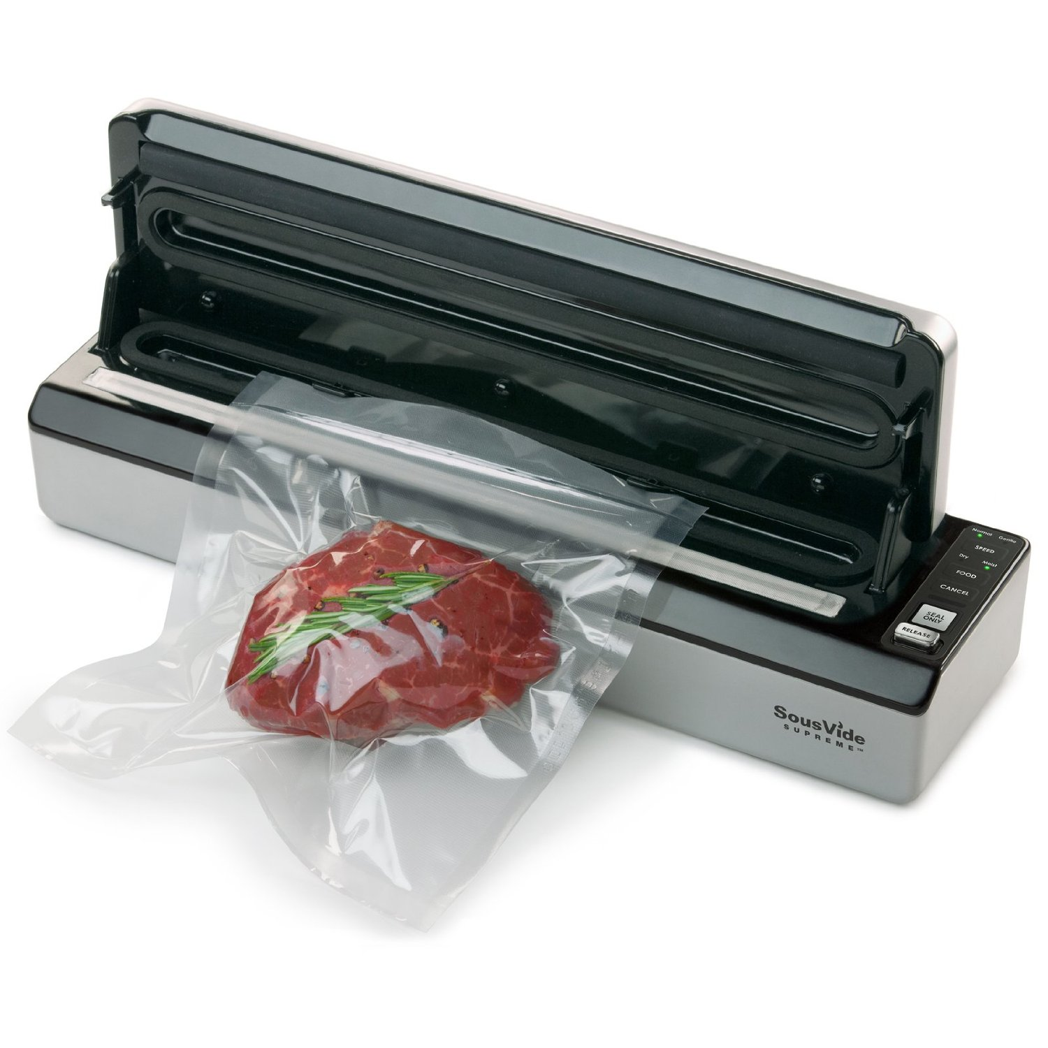 Food Vacuum Sealer Sous Vide Supreme SVV 00300