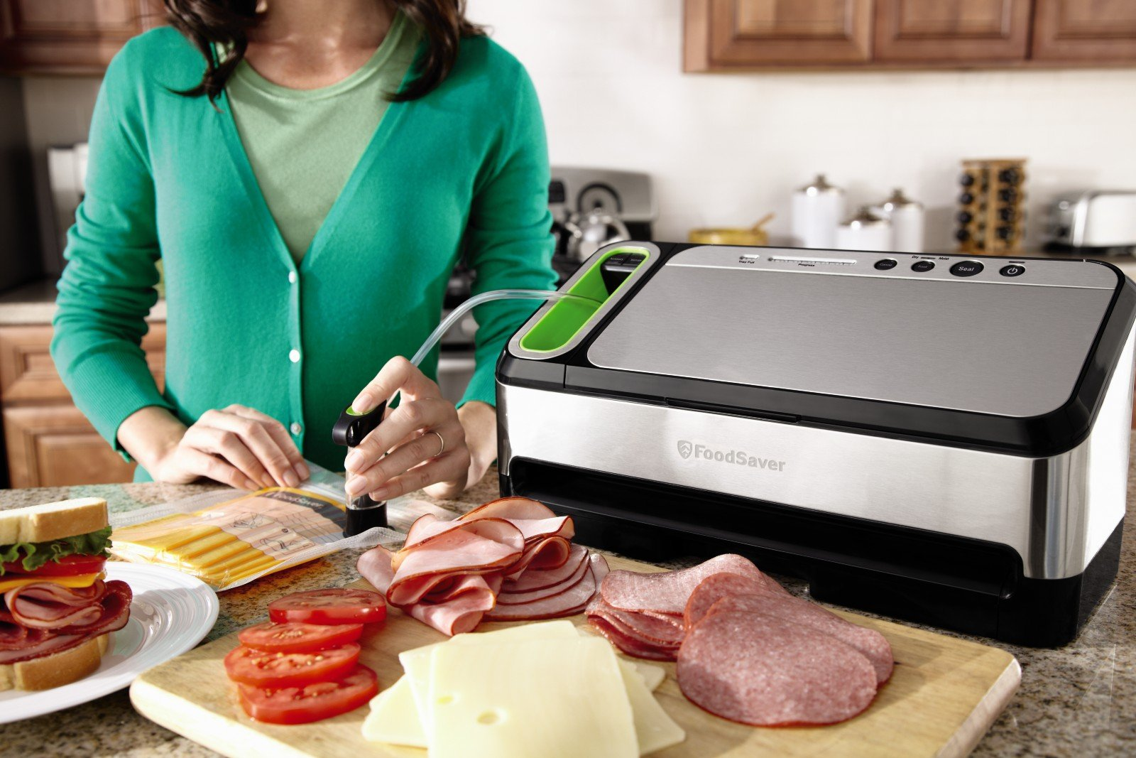 FoodSaver 4840 2 in 1 Vacuum Sealer