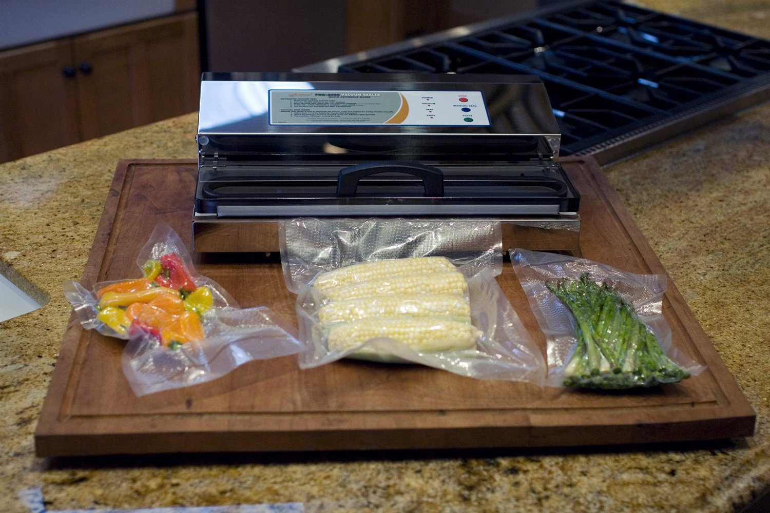 Weston Food Vacuum Sealer Pro 2300