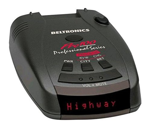 Beltronics PRO100 New Pro Radar Detector