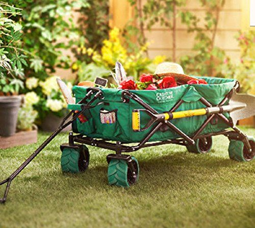 Beach & Garden Multipurpose Folding Wagon