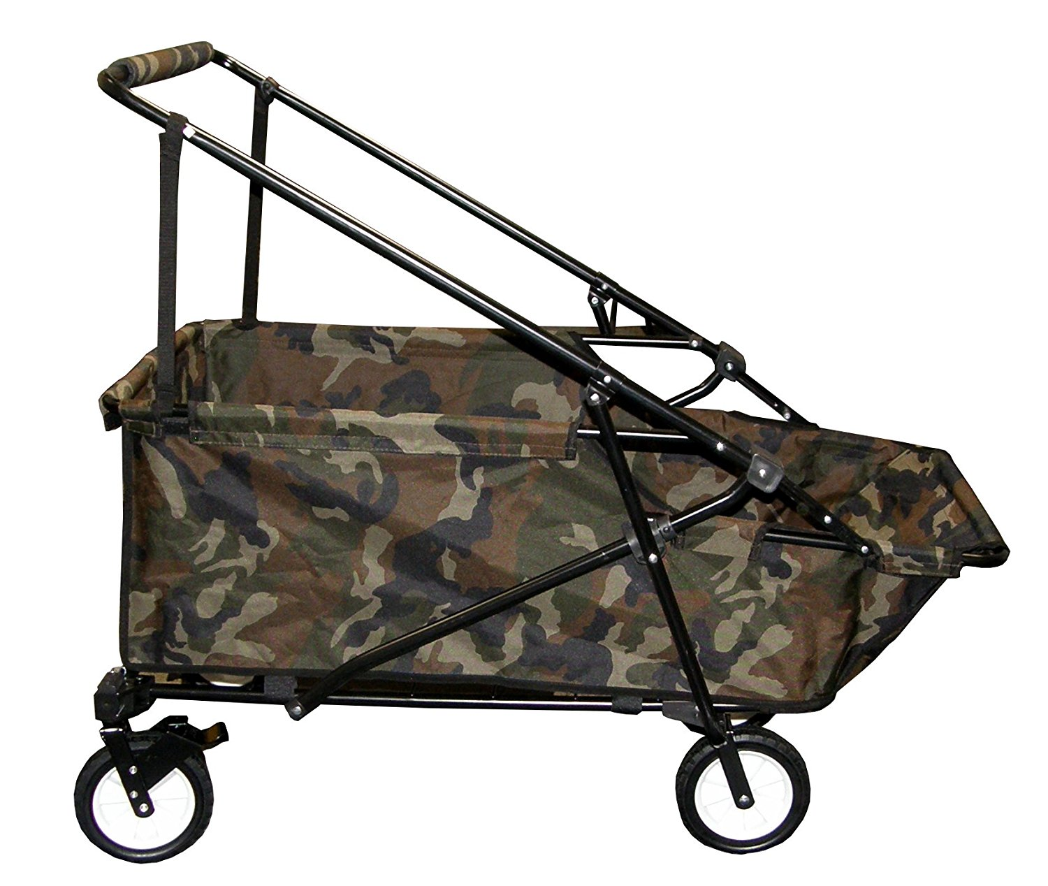 Collapsible Folding Wagon Utility Cart Beach Wagon