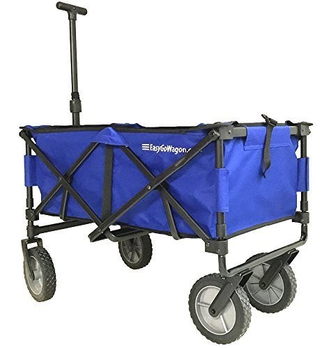 Collapsible Heavy Duty Utility Pull Wagon