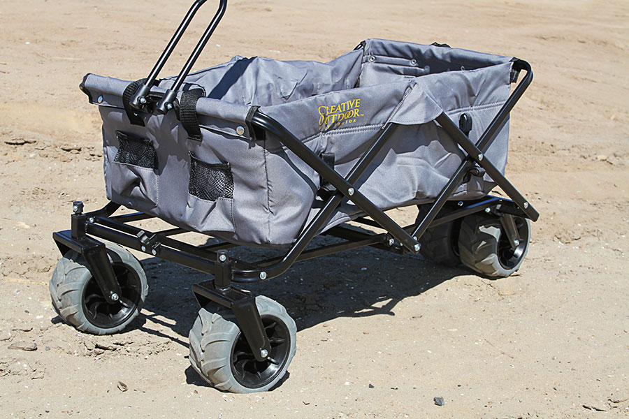 Creative Outdoor Distributors All-Terrain Folding Wagon