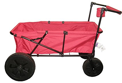 Maxima Folding Wagon by Impact Canopy