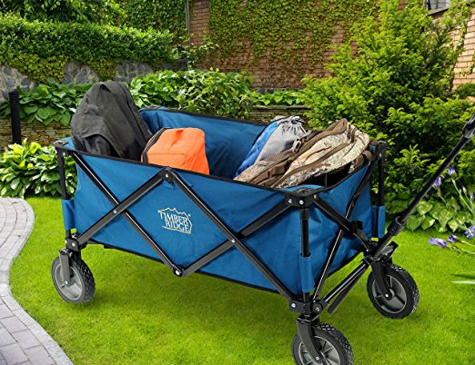 Timber Ridge Best Folding Wagon