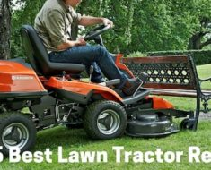 Best Lawn Tractor Reviews